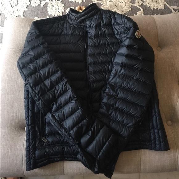 9c3787375 Men s Moncler coat.